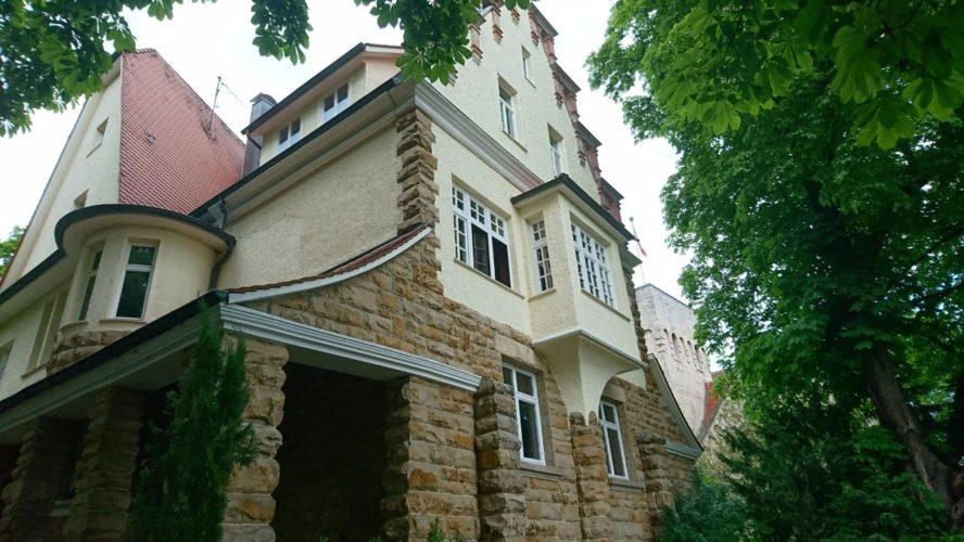 Couleurbummel Der Aktivitas In Tübingen Ss17 Verbindung